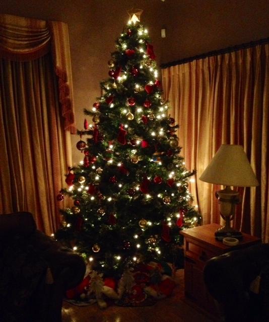 anewu Christmas tree