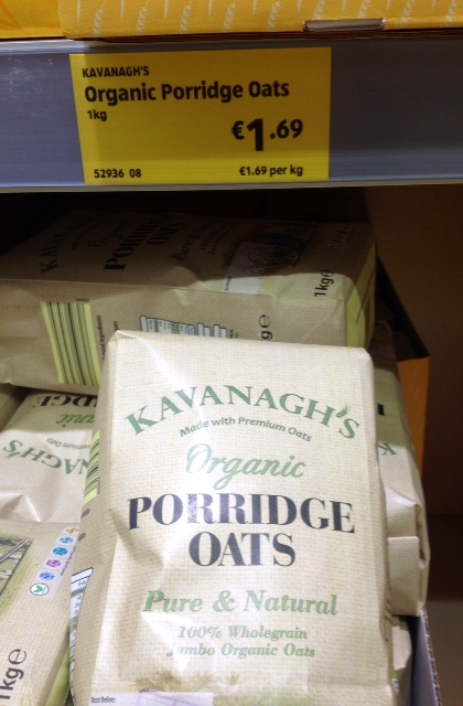 Organic Oats from www.anewu.ie