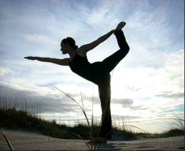 Benefits of yoga from anewu.ie