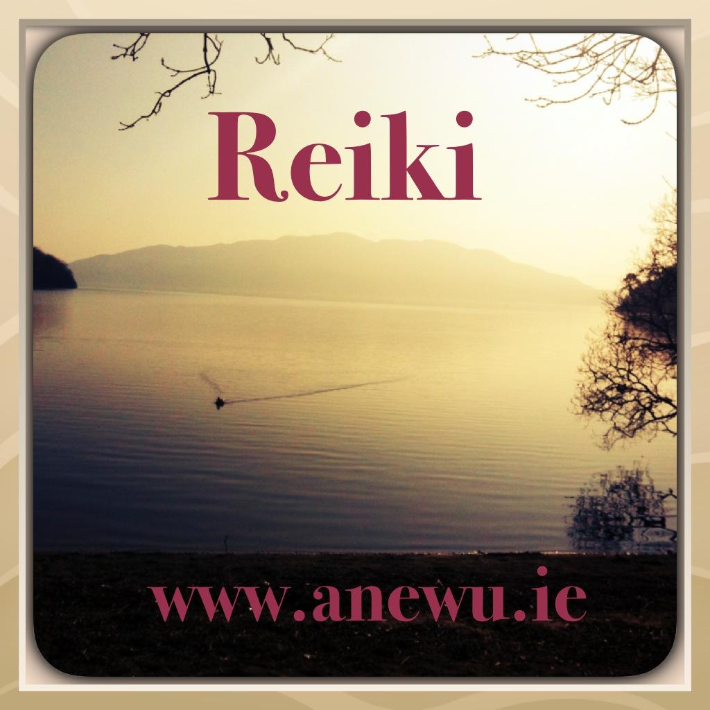 Reiki for a #HealthySligo
