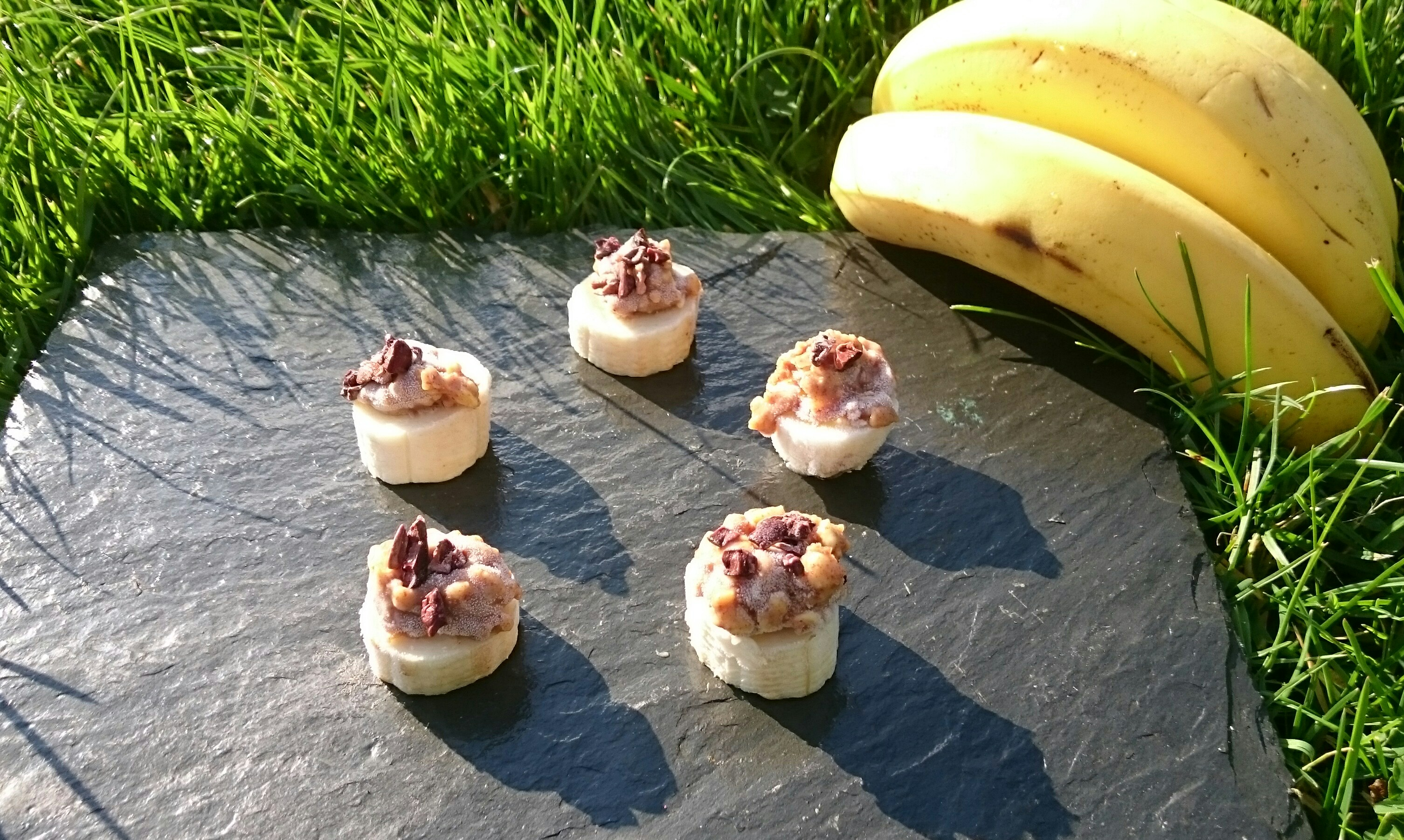 Bananas as Sugar Free Treats