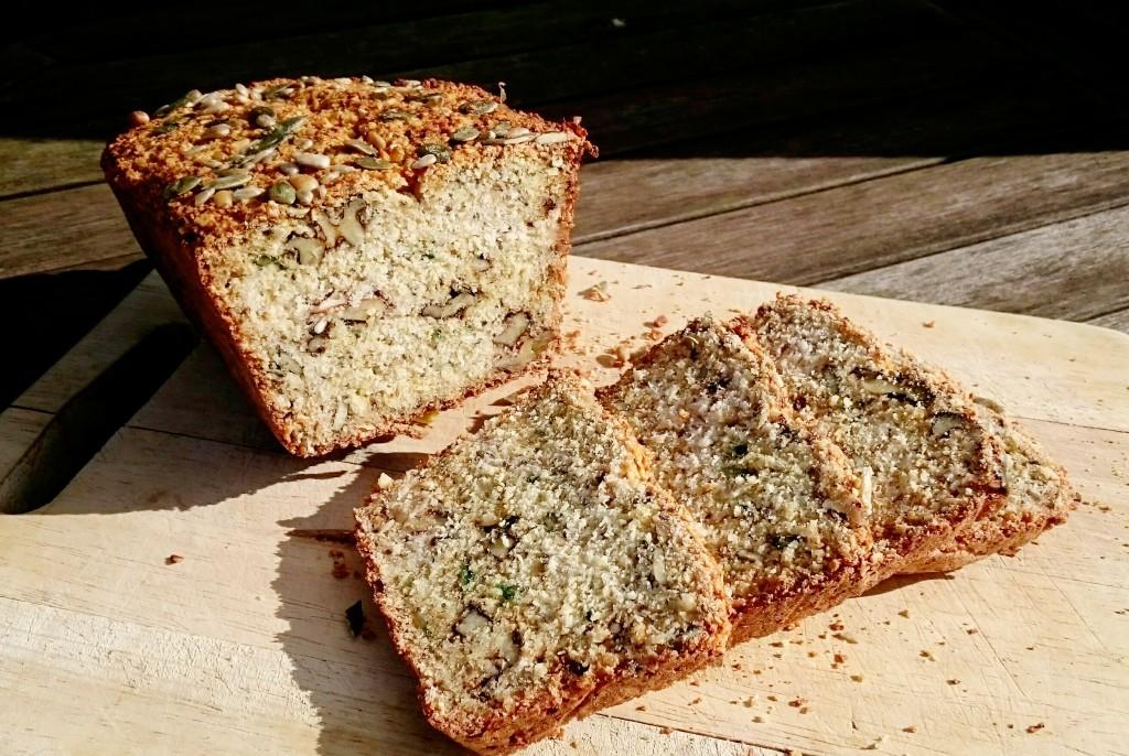 porridge bread with anewu.ie