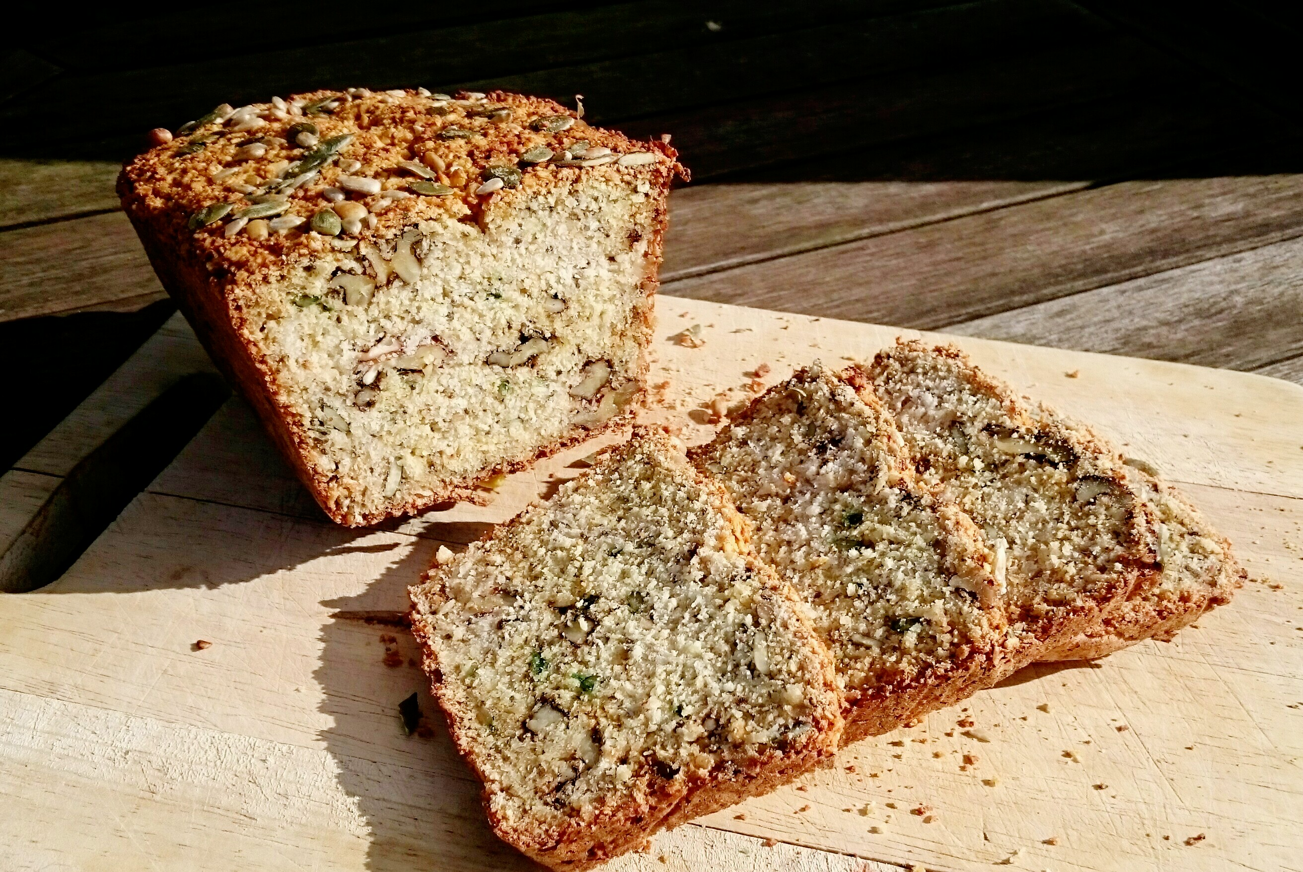 porridge bread with anewu.ie