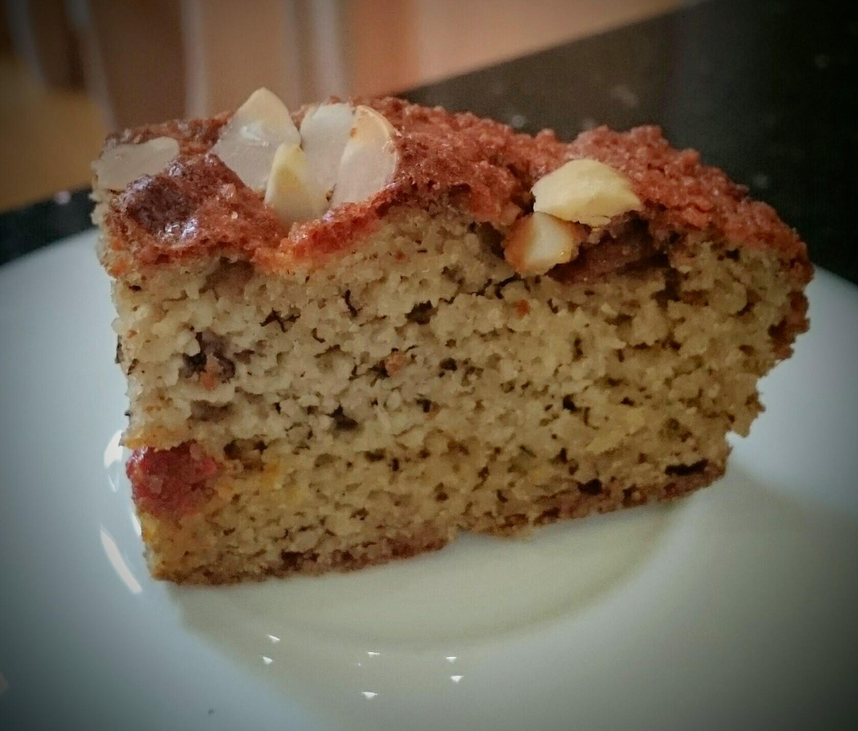 Sugar Free Almond cake